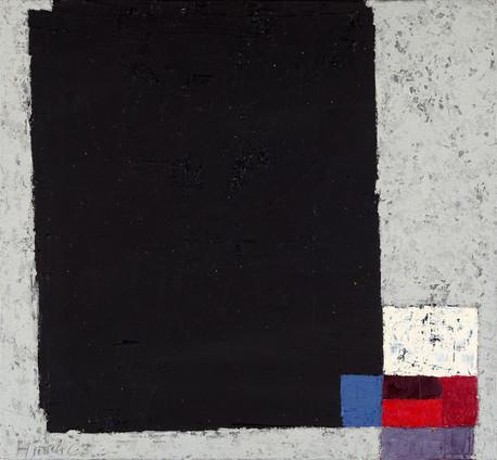 Ursula Graeff-Hirsch · K-1-63 · Öl auf Leinwand · 1963