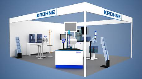 KROHNE at MEORGA Bochum 2016