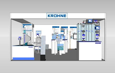 KROHNE at Meorga Hamburg 2017
